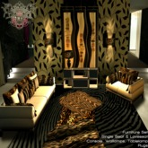 *LIV-Glam Home* - St Germain(99 Single & 35 Couple Poses) With 15 Texture Change