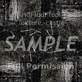 Texture 【CASTLE】 series ★ *black-marble2 / Full permission