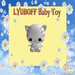 LYUBOFF Toy Kitten (30 uses)