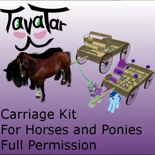 Carriage Making kit