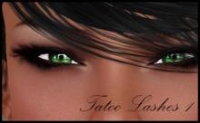 [DandelionWine] Tatoo Layer Lashes 1