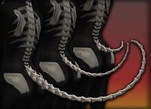 Animated Bone Tails