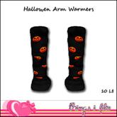 Halloween Arm Warmers