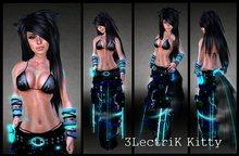 !!PROMO!!  !K&L! 3LectriK Kitty Rave Gear (female)