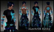!!PROMO!! !K&L! 3LectriK Kitty Rave Gear (male)