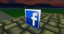 facebook sign full perm with texture