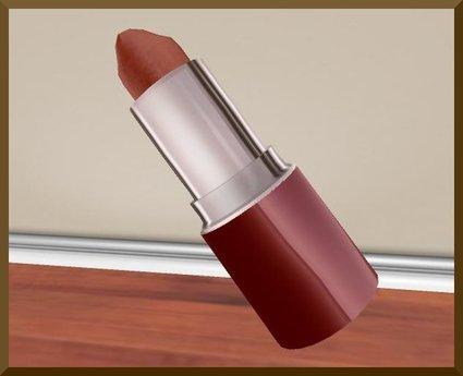 {RR} Rotating Red Lipstick Tip Jar