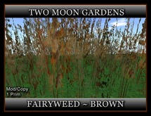 FAIRYWEED - BROWN*