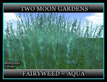FAIRYWEED - AQUA*