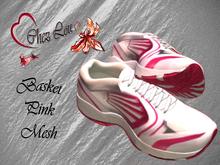 """!! New Basket Pink Mesh"""""""
