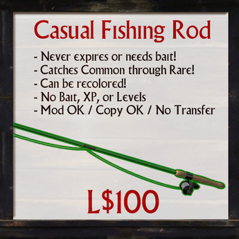 7Seas Fishing Game: Casual Fishing Rod