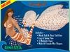 =LunaSea= Mermaid & Merman Tail - Lionfish