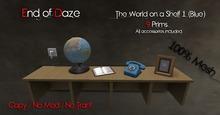 EoD  The World on a Shelf 1 Blue ( MESH )