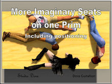 More Imaginary Seats on one Prim