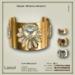 Lazuri noor mystic infinity cuff bracelet 1024