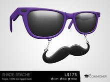 [Commoner] Shade-Stache / Purple