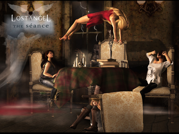 [LA] The Seance (Halloween Collection)