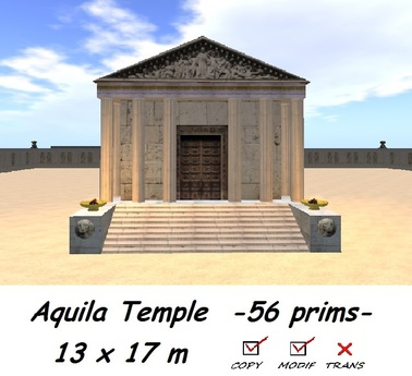 Aquila Temple BOXED