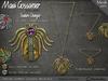 Necklace - Indian Summer Love Bug