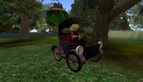 Wingsong Horseless Carriage ADD V2 Box