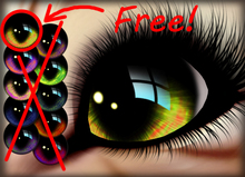 Group Gift Eyes