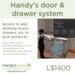 Handy's door system
