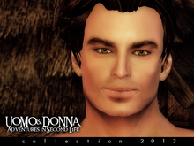 UOMO&DONNA: skin male PHILIP FULL BEARD ANd COLOURS