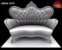 Sofa VTT FULL PERM MESH