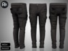 AAHAKEE_XS_Minimal D Pants V2