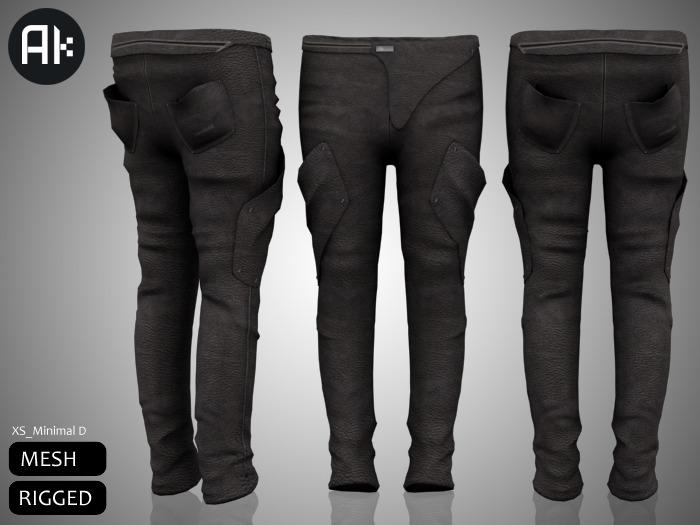 *DEMO*_AAHAKEE_XS_Minimal D Pants V2