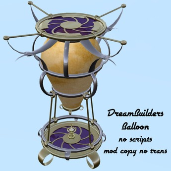 DreamBuilders Balloon