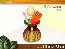 Halloween GIFT  ♥ NEW Chez Moi