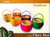 Cauldrons GIFT ♥ NEW Chez Moi