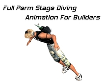 Full perm stagedive animation - stage dive - stagediving