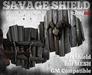 PFC~Savage Shield