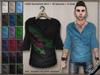 DN Mesh (m): Rolled Shirt