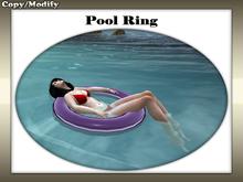 Satiated Desires: Pool Ring.