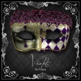 {MIRROR MIRROR} mask:01 (Violet)