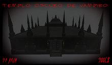 Templo ocuso de vampiros