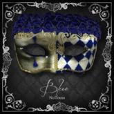 {MIRROR MIRROR} mask:01 (Blue)