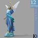 3D / Fairy Sculpture / 12 land impact