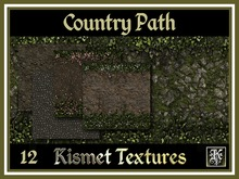 *Kismet* Country Path Textures (12)