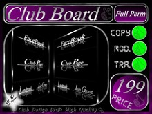 Club Board Full Perm / Facebook / Club Page / Join Group / LM G