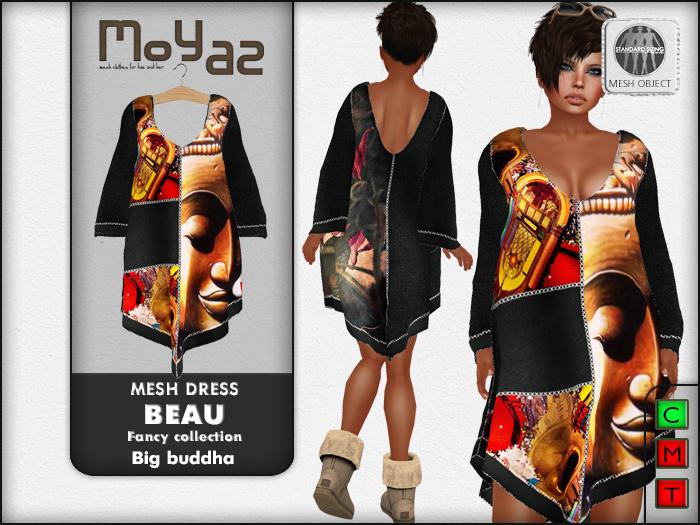 Beau Mesh dress ~ Fancy collection - Big Buddha