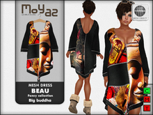 Beau Mesh dress ~ Fancy collection - Big Buddha