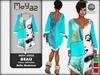 Beau Mesh dress ~ Fancy collection - Bella Madonna