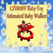 LYUBOFF Baby Animated Walker (Red)