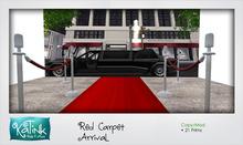 KaTink - Red Carpet Arrival