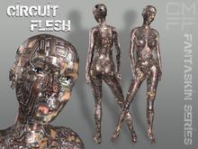 CMFF FantaSkin: CircuitFlesh (Female Skin)