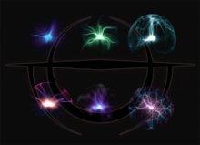 SDS Animated Plasma ball Textures